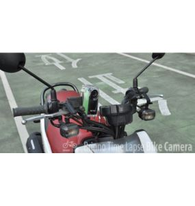 Brinno ABH100 uchwyt na motor, rower do TLC200x