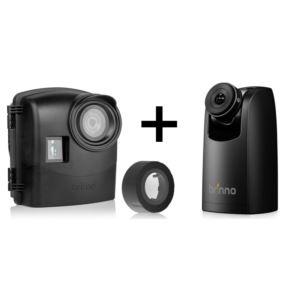 Brinno Zestaw Kamera TLC200 Pro i Obudowa ATH2000